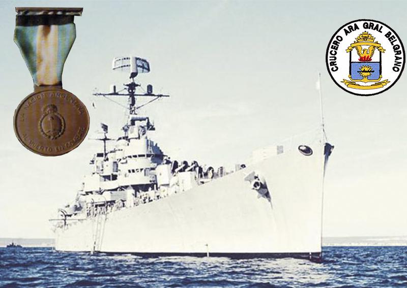 Crucero General Belgrano