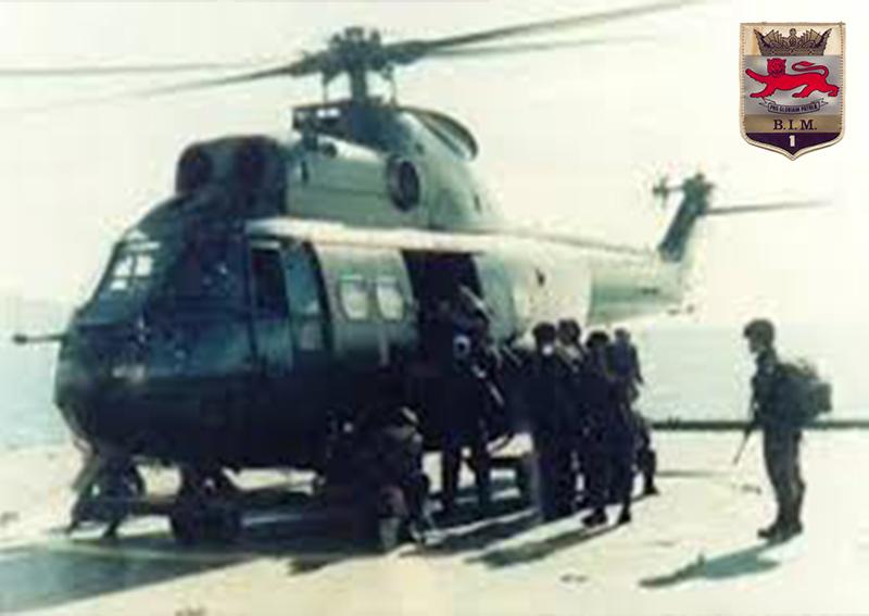 Batallon de infanteria de Marina 1