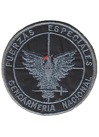Escuadrón de fuerzas Especiales de Gendarmería Nacional