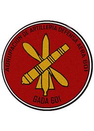 Grupo de Artillería de Defensa Aérea 601