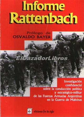 Informe Final de la Comision Rattenbach