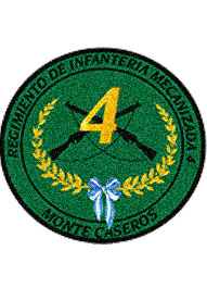 Regimiento de Infantería 4