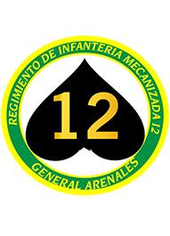 Regimiento de Infantería 12