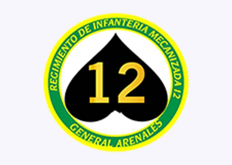 Regimiento de infanteria 12