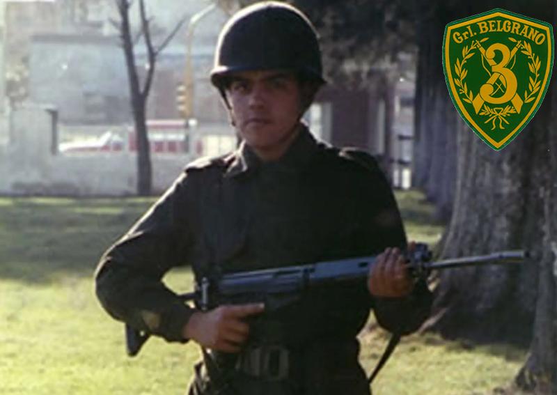 Regimiento de infanteria 3 Julio Cao