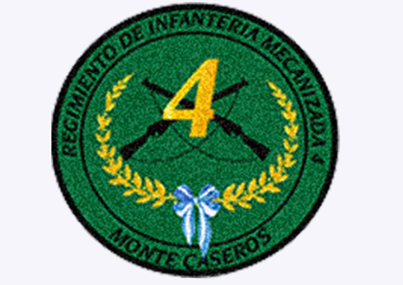 Regimiento de infanteria 4