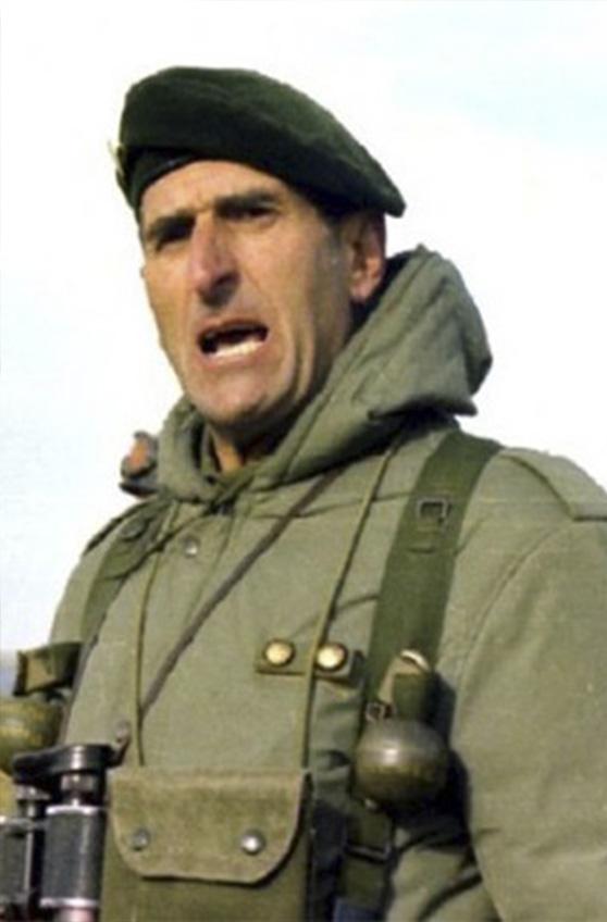 Teniente Coronel Mohamed Ali Seineldin