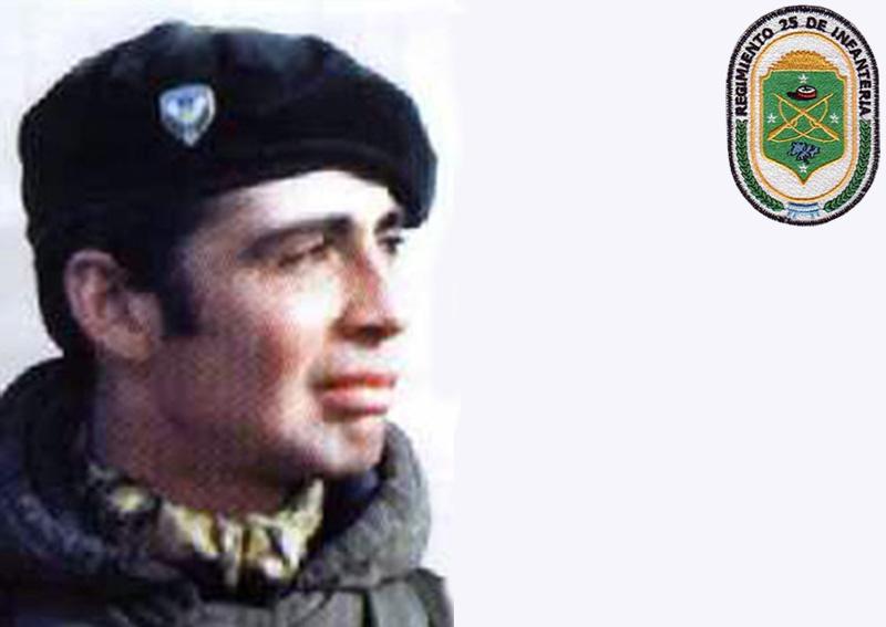 Teniente Roberto Estévez