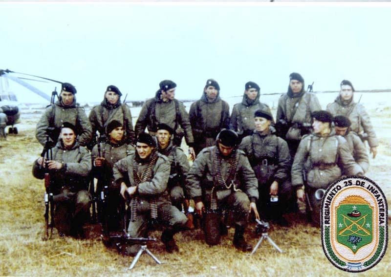 Regimiento de infanteria 25