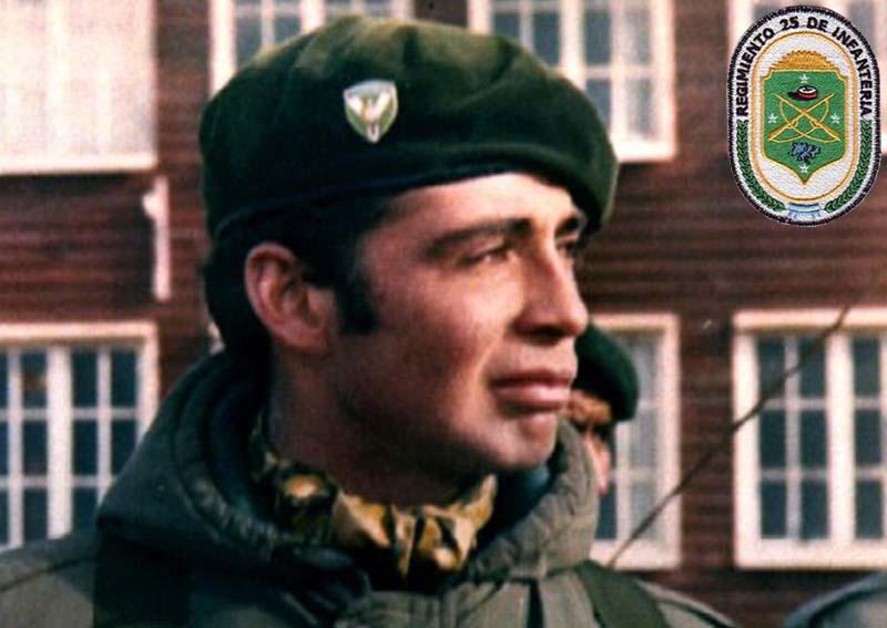 Teniente Roberto Estevez