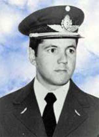 Primer Teniente D Jorge Daniel VAZQUEZ