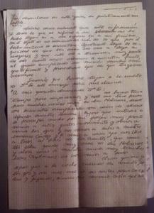 Carta Julio Cao