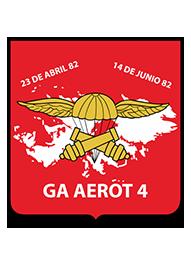 Grupo de Artillería Aerotransportada 4