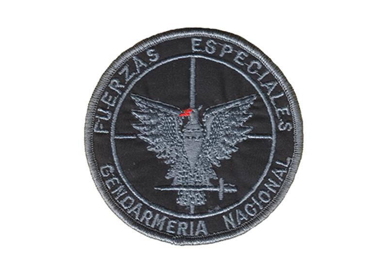 Los Gendarmes del Escuadrón Alacrán