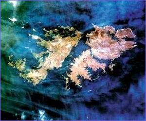Islas Malvinas.