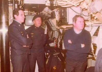 Nuestra Fuerza de Submarinos