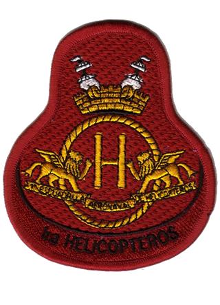 1º Escuadrilla de Helicopteros