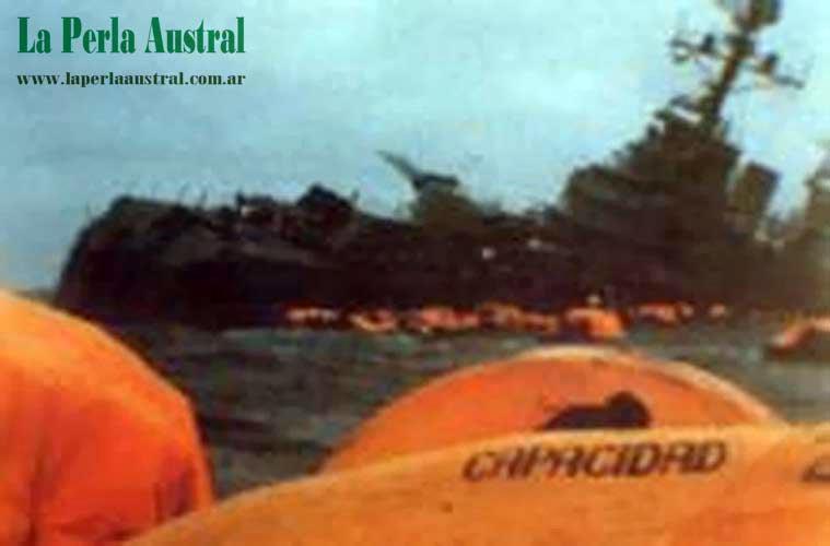 El ataque al ARA Gral. Belgrano