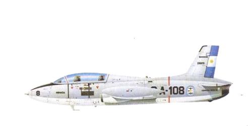 Aeromacchi M.B. 326K