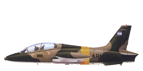 Aeromacchi M.B. 339A