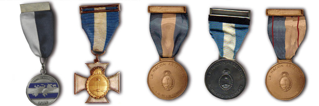 Listado de veteranos de Guerra de Malvinas