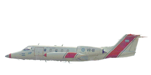 Gates Learjet LR 35 A