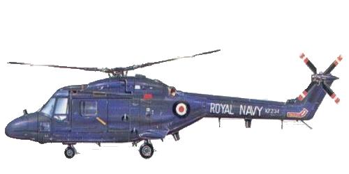 Westland AH.Mk 2/Battlefield Lynx