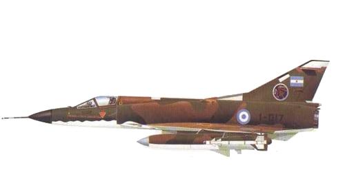Dassault-Breguet Mirage IIIE