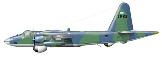 Lockheed SP-2-H Neptune