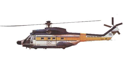 Aerospatiale/Westland AS.330 Puma