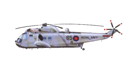 Westland Sea King HAS. Mk5