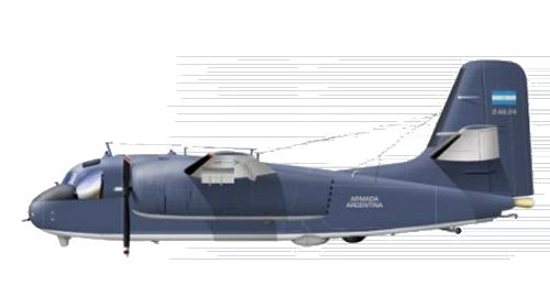 Grumman S2E Tracker