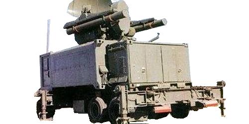 Misil antiaereo Ronald