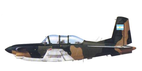 Beech Modelo 45/T-34 Mentor