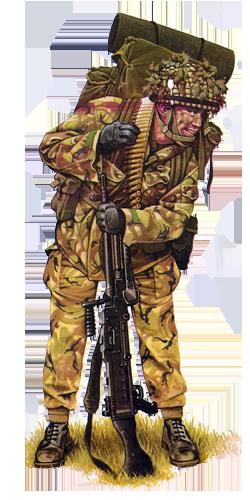 Regimiento de Paracaidista